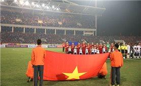 Đội tuyển Việt Nam và động lực tinh thần từ Mỹ Đình