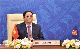 Thủ tướng đề nghị Ấn Độ tích cực hỗ trợ ASEAN về vaccine và thuốc điều trị COVID-19