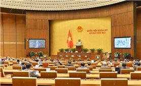 Thông cáo báo chí số 9 Kỳ họp thứ 2, Quốc hội khoá XV