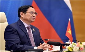 Việt Nam nỗ lực đóng góp cho quan hệ đối tác chiến lược ASEAN-Nga