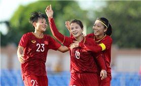 Đội tuyển nữ Việt Nam rơi vào bảng