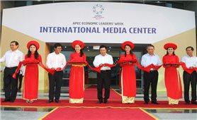 Trung tâm Báo chí APEC đã sẵn sàng đón 3.000 nhà báo