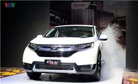 Ảnh chi tiết Honda CR-V 7 chỗ vừa ra mắt tại Việt Nam