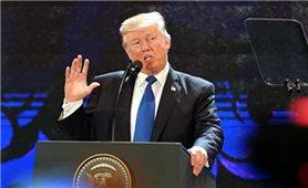 Tổng thống Donald Trump: Cần chống lại những rào cản phá giá, bảo hộ