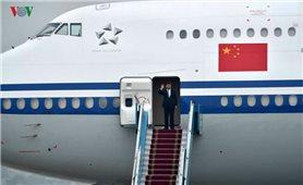 Tổng Bí thư, Chủ tịch Trung Quốc Tập Cận Bình bắt đầu chuyến thăm Việt Nam