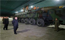 Mỹ: Phải tấn công trên bộ mới phá hủy được vũ khí hạt nhân Triều Tiên
