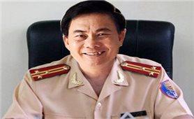 Thượng tá Võ Đình Thường - Phó phòng CSGT Đồng Nai bị điều chuyển công tác