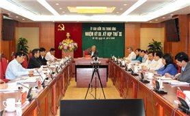Ủy ban Kiểm tra Trung ương xem xét, kỷ luật nhiều cán bộ lãnh đạo