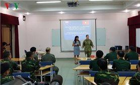 Australia và Hoa Kỳ tập huấn cấp cứu bằng đường không cho Việt Nam