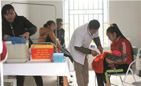 Dự án GaVi cải thiện chất lượng y tế cơ sở