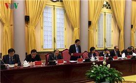 Công bố Lệnh của Chủ tịch nước về 6 luật mới