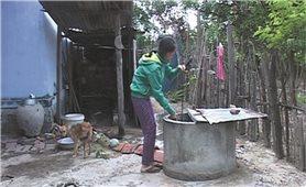 Hơn 18 năm, người dân ở thị trấn Phước Dân vẫn chưa có nước sạch