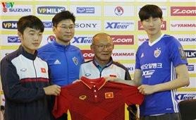 U23 Việt Nam - Ulsan Hyundai: Thuốc thử liều cao cho HLV Park Hang Seo