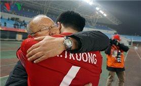 Tới Thường Châu, U23 Việt Nam tự tin đụng độ U23 Qatar
