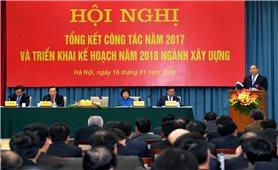 Thủ tướng: Bộ Xây dựng phải nắm chắc 'cây gậy' quy hoạch, không ủy quyền lung tung
