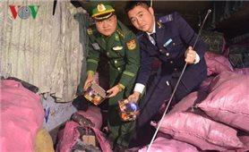 Phòng chống pháo lậu qua biên giới: Cuộc chiến cam go
