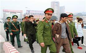 Tiếp nhận 7 nạn nhân bị lừa bán sang Trung Quốc