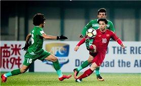U23 Việt Nam thắng kịch tính U23 Iraq, thẳng tiến vào bán kết