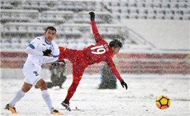 U23 Việt Nam - U23 Uzbekistan: Nghiệt ngã phút thứ 119