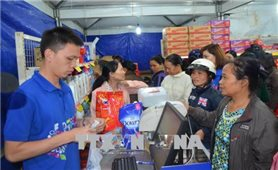 Gia Lai hỗ trợ các thôn, làng đồng bào dân tộc thiểu số vui đón Tết