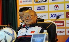 HLV Park Hang-seo: 'Tôi phát hiện không ít điểm yếu của Qatar'