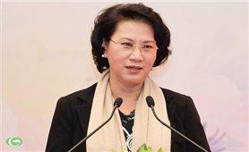 Chủ tịch Quốc hội Nguyễn Thị Kim Ngân chủ trì Phiên họp chuẩn bị Hội nghị APPF-26
