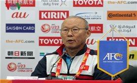 HLV Park Hang Seo gửi lời xin lỗi chân thành tới CĐV Việt Nam