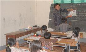 Thực trạng giáo dục ở minh hóa (Quảng Bình): Thầy thiếu chỗ ở, trò thiếu phòng học