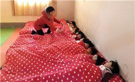 Huyện Sa Pa (lào cai): Tăng cường giữ ấm cho học sinh