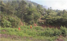 Các xã vùng sâu ở Mường Nhé đã có điện