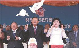 Campuchia kỷ niệm ngày chiến thắng Khmer Đỏ