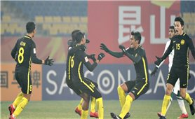 Clip U23 Malaysia 1-0 U23 Saudi Arabia