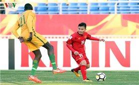 Quang Hải hé lộ chìa khóa giúp U23 Việt Nam thắng U23 Australia