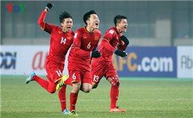 U23 Việt Nam, hãy chơi bóng hết mình để dân tộc thăng hoa!