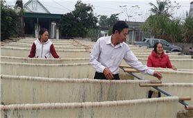 Vốn chính sách tạo điều kiện cho làng nghề hồi sinh