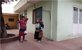 Khu vực miền núi phía Bắc: Bệnh nhân gia tăng trong những ngày giá rét