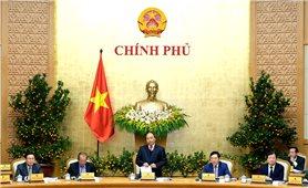 Thủ tướng Nguyễn Xuân Phúc: Không được lơ là, chủ quan với kết quả tháng 1/2018