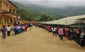 Trường PTDTBT Tiểu học và THCS Pá Hu: Không để học sinh nghỉ học sau mỗi dịp Tết