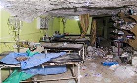 Triều Tiên bác bỏ việc cung cấp trang bị vũ khí hóa học cho Syria