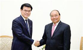 Thủ tướng Nguyễn Xuân Phúc mong muốn Việt Nam tăng kim ngạch thương mại với Hong Kong