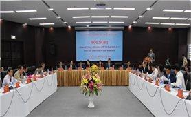 Hội nghị tổng kết công tác giao ước thi đua cụm 5 thành phố trực thuộc Trung ương