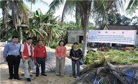 Xây dựng 300 căn nhà an toàn cho người dân vùng bão lũ
