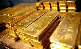Giá vàng giảm xa mốc 37 triệu đồng mỗi lượng