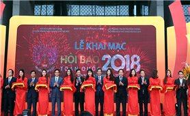Khai mạc Hội Báo toàn quốc 2018