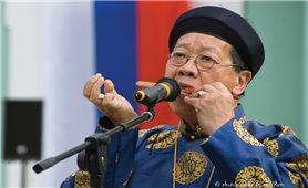 Giáo sư Trần Quang Hải: Người đưa âm nhạc Việt Nam đến khắp các châu lục