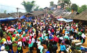 Lễ hội Chợ tình Khâu Vai 2018