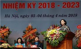 Khai mạc Đại hội Công đoàn Viên chức Việt Nam nhiệm kỳ 2018-2023