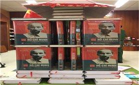 """Trưng bày hơn 1000 ấn phẩm tại triển lãm """"Hồ Chí Minh-chân dung một con người"""""""