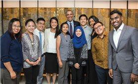 Từ Dự án bảo tồn hoa văn đến cuộc đối thoại với cựu Tổng thống Barack Obama