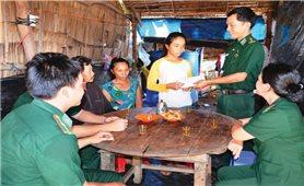 Sâu nặng nghĩa tình với đồng bào Khmer Vĩnh Châu